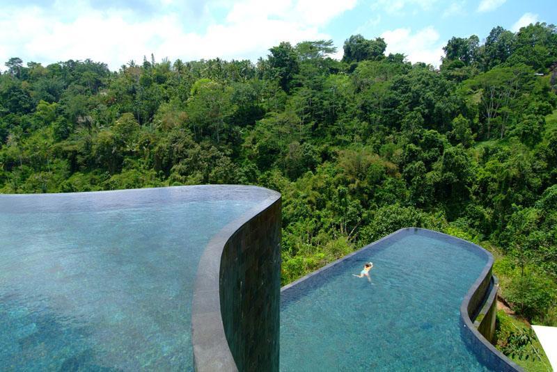 Hanging Gardens Ubud - Mơ ước của mình cho chuyến đi Bali kế tiếp