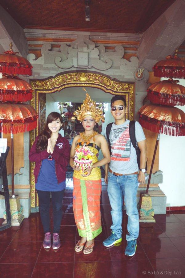 Kich wayang wong - ca kịch truyền thống của người Bali