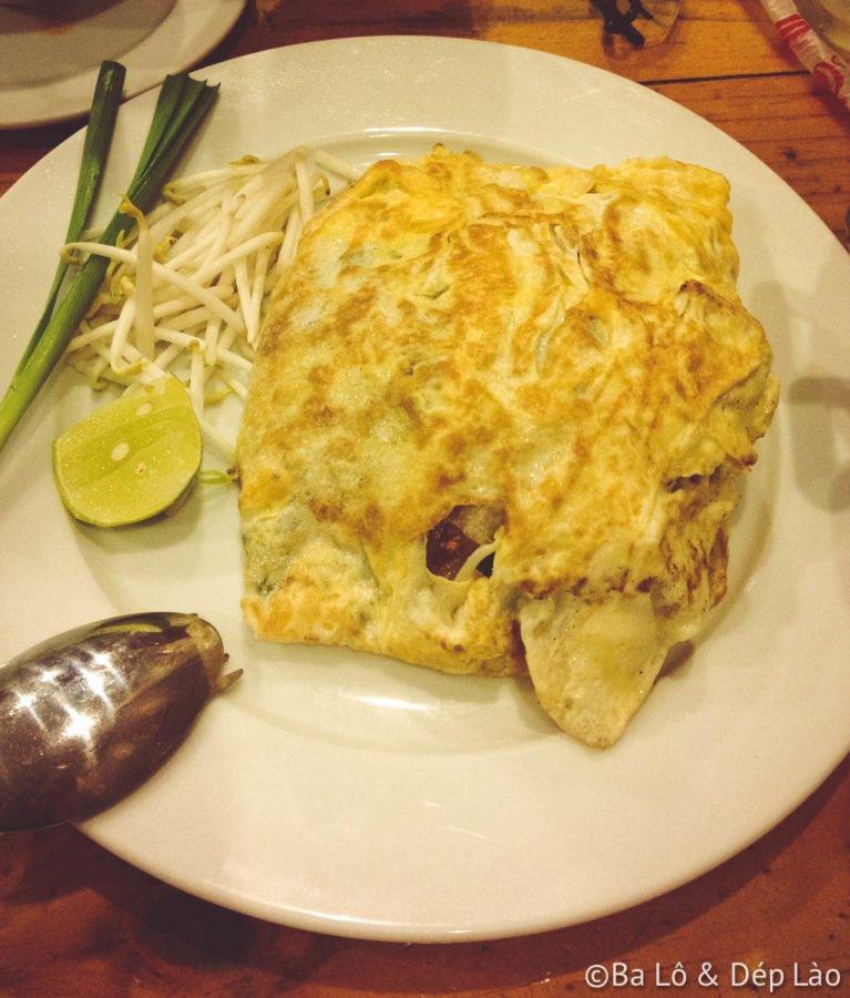 Pad Thái hải sản