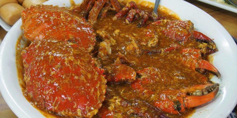 Chili Crab – Đặc sản không thể phớt lờ của Singapore