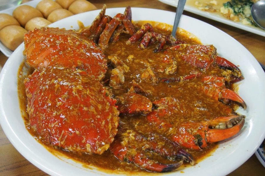 Chili Crab đậm đà béo ngậy