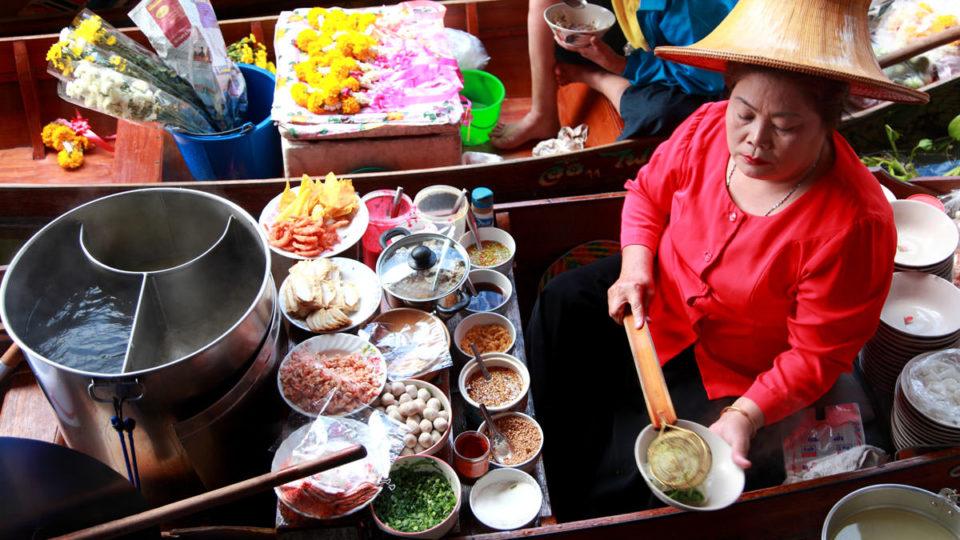 Sắc màu ẩm thực Phuket – Thái Lan