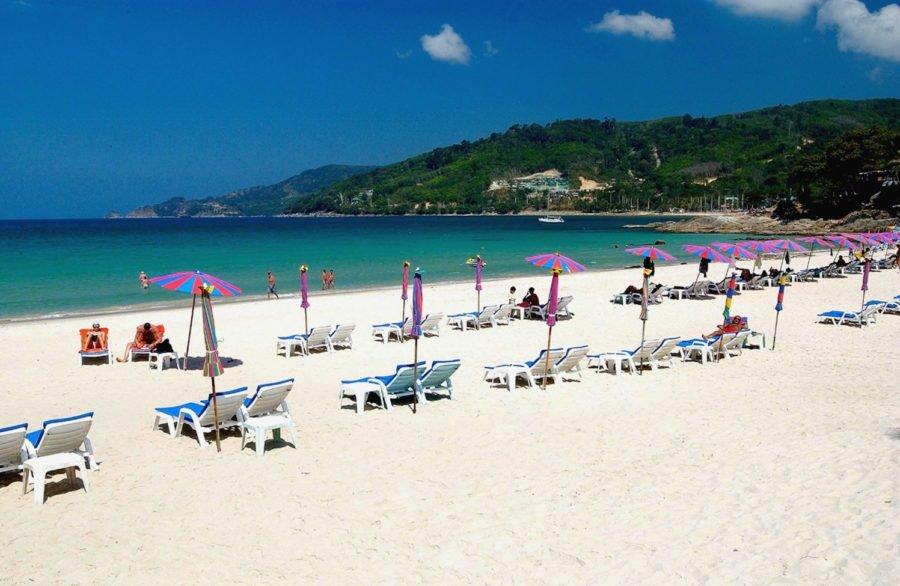 Bãi biển Patong sôi động nhất Phuket