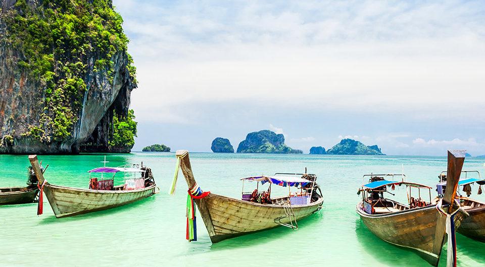Phuket – Hòn đảo xinh đẹp xứ chùa vàng