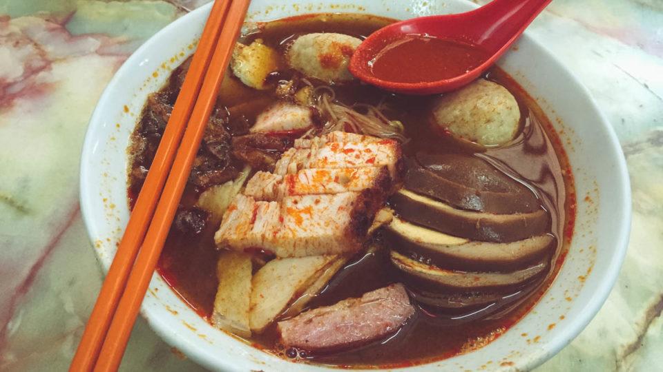 Một vòng ẩm thực Penang – Ấn tượng khó phai