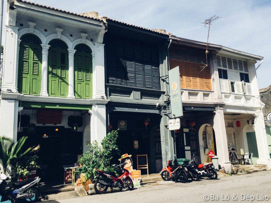 George Town - Penang -BL&DL02