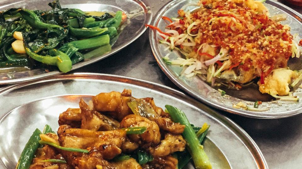Jalan Alor – Khu phố ăn uống sầm uất nhất Bukit Bintang