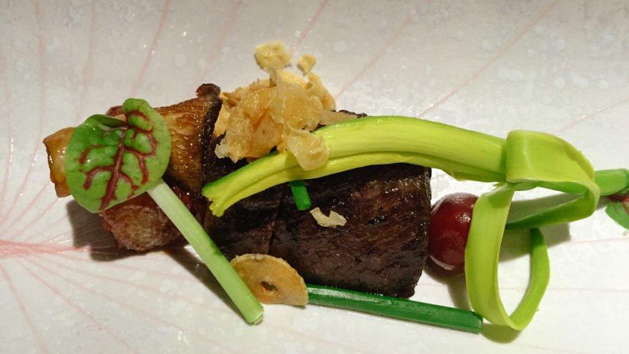 Món thứ năm: thịt bò