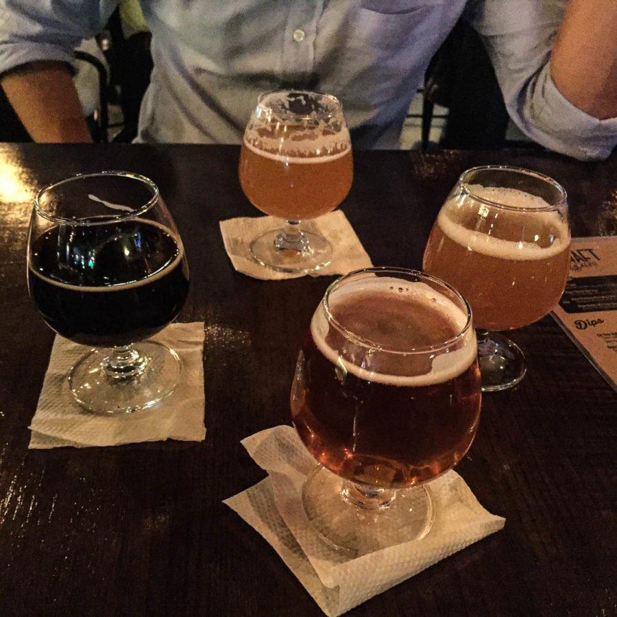 Bia của Pasteur Street Brewing cũng được bày bán tại BiaCraft