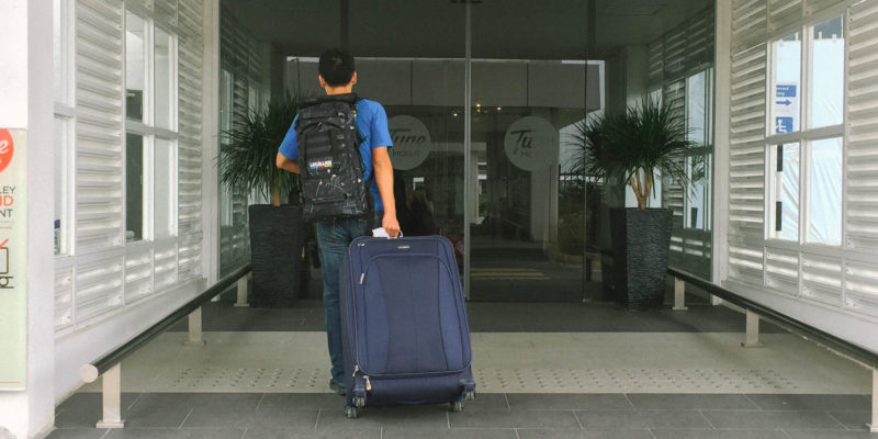 [Nhật ký du lịch Nhật Bản tự túc] Ngày 1 – Quá cảnh tại Kuala Lumpur Malaysia