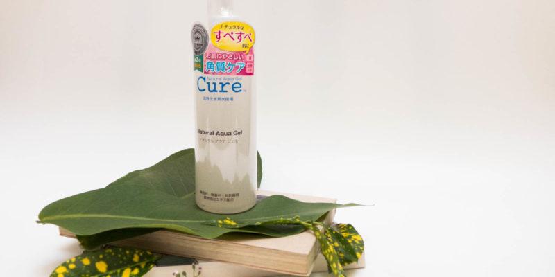 Cure Natural Aqua Gel– Thương hiệu tẩy da chết tự nhiên số 1 Nhật Bản
