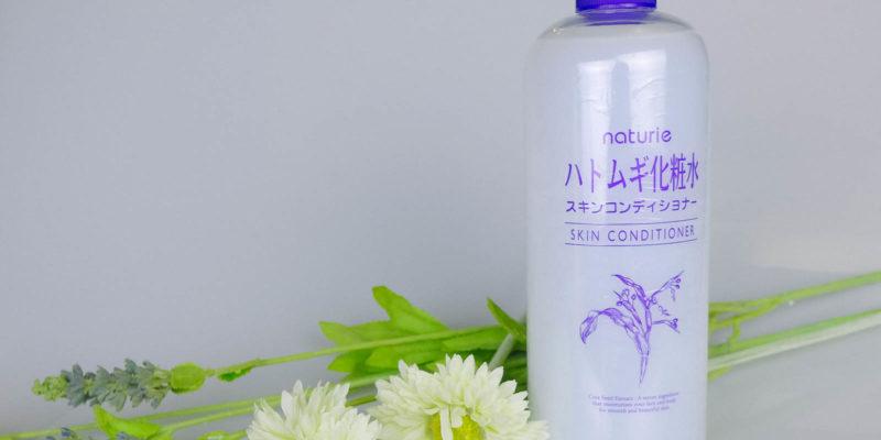 Naturie Hatomugi Skin Conditioner – Lotion mask dưỡng ẩm thế hệ mới