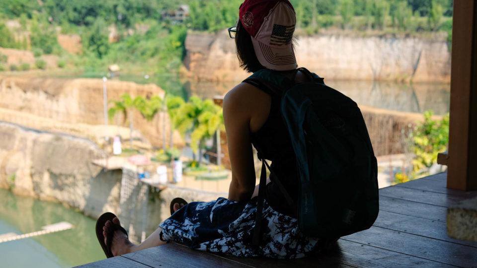 Phụ nữ có nên du lịch một mình hay không?!