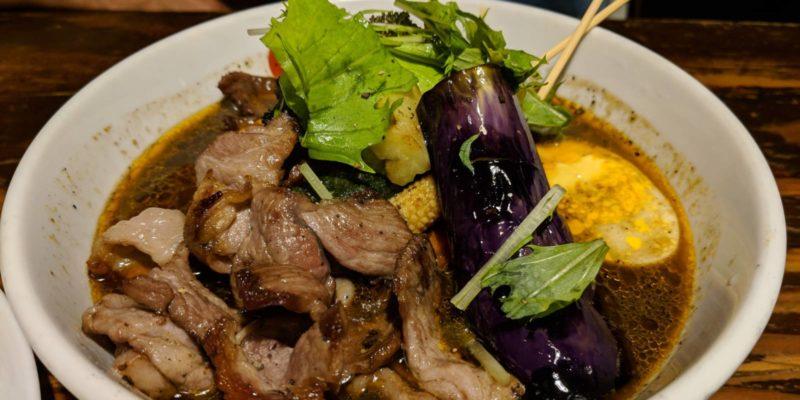 Trải nghiệm curry Nhật Bản đặc sắc tại Sapporo
